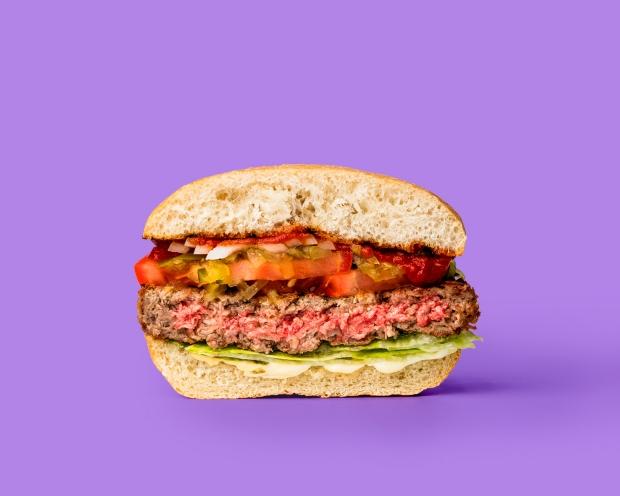 IF Half Burger Half
